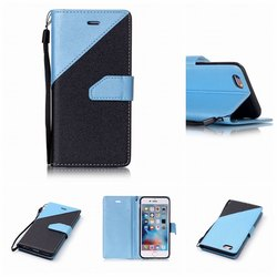 Simple Business Phone Bags sFor apple iPhone X XS For Case iPhone 6 6S 7 8 Plus Hit Color Book Cover PU Leather Flip Fundas E09Z 4
