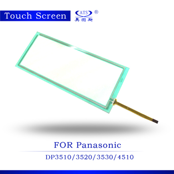 New Photocopier Part 1PCS Touch Screen Frame for DP3510 3520 3530 4510 Copier Parts Touch Screen Panel Copier Mach