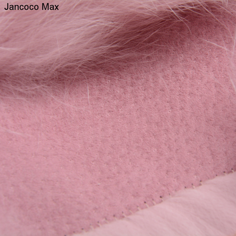 Jancoco Max 2019 Women 39 s Real Fox Fur Vest Winter Warm High Quality 3 Rows Waistcoat Sleeveless Coat Fashion Gilet S7162 in Real Fur from Women 39 s Clothing