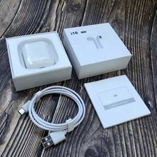 Беспроводные наушники I10tws Bluetooth вкладыши беспроводные наушники Bluetooth 5,0 наушники с сенсорным управлением наушники для всех смартфонов