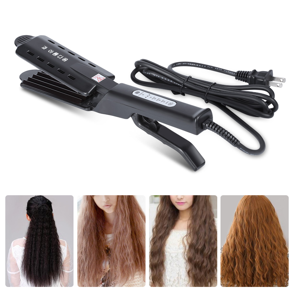 High Quality Professional Electric Hair Curling Iron 220V Adjustable Hair Curlers Waver Ceramic Styling Tools Hair Styler Roller electric hair styling tool electric adjustable corrugated waver hair curler