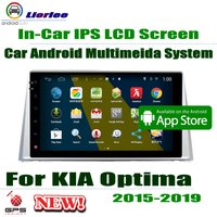 Carplayer Android System Core A53 PX5 10.1 HD IPS LCD Screen For Kia Optima 2015~2019 Radio Player GPS Navi Multimedia