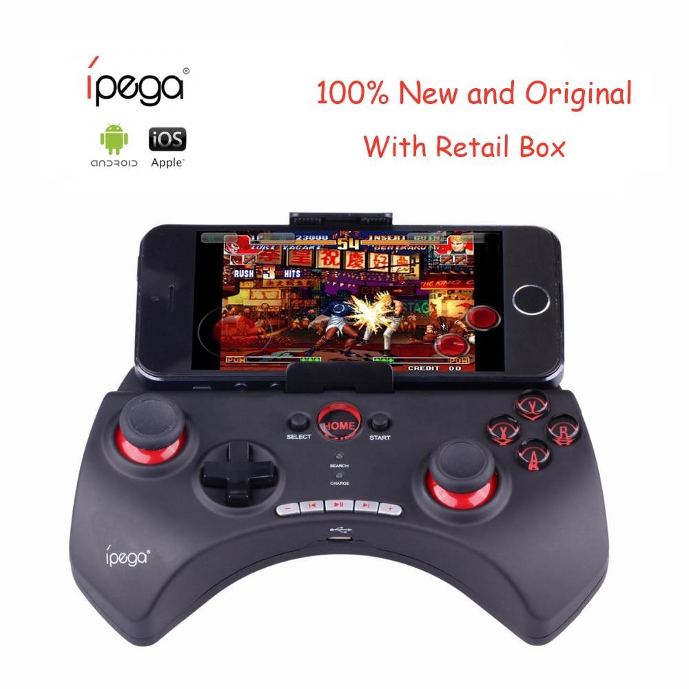IPega PG-9025 9025 manette de jeu sans fil Bluetooth manette de jeu pour iPhone iPad téléphones Android PC
