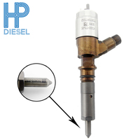 New type Common rail injector 326 4756/32F61 00014 for C4.2 engine  diesel fuel injector 3264756 for CAT 312D excavator|Fuel Injector| |  -