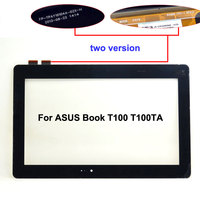10 1 For ASUS Transformer Book T100 T100TA 5490N Touch Screen Glass Digitizer Tablet Parts