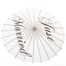 Ameliebridal ручная работа только что замужняя цветная бумага зонтик свадебные фотографии реквизит невесты вечерние украшения Солнцезащитная бумага зонтик