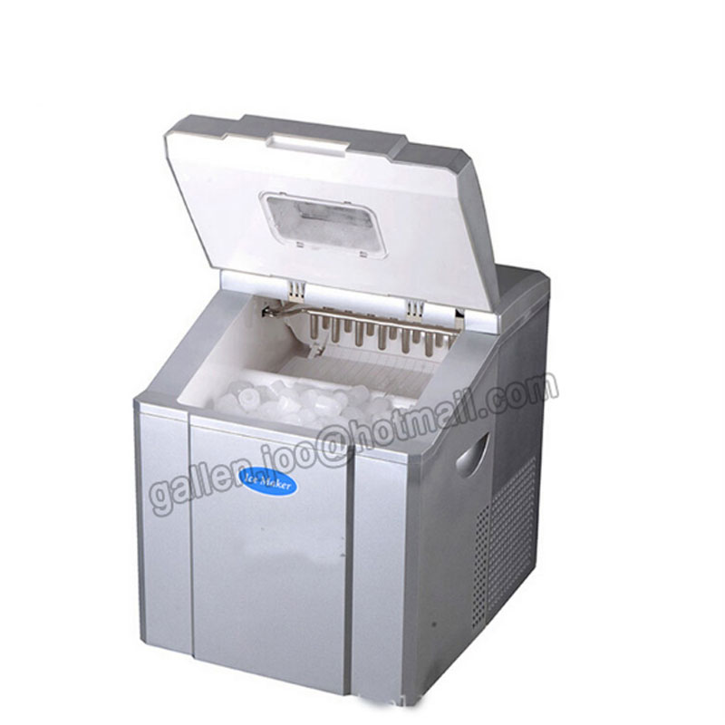 25kgs 24hrs Portable Automatic Electric Ice Maker