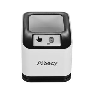 Image 2 - Aibecy 2200 1D/2D/QR Codeสแกนเนอร์CMOSภาพเดสก์ท็อปเครื่องอ่านบาร์โค้ดUSBเครื่องอ่านบาร์โค้ดOmnidirectionalหน้าจอ