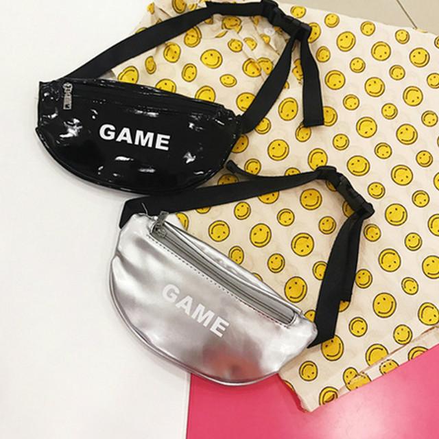 Children Waist Packs Kids Fanny Packs Boy Girl Money  Crossbody Chest Belt Bag