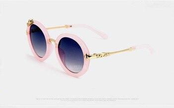 Round Mirror Kids Sunglasses  5