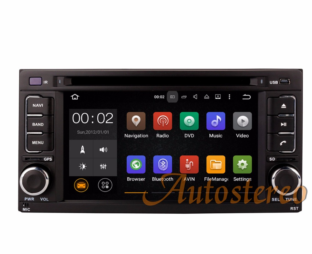 Android 9 Octa core Car DVD player GPS navigation Stereo for Subaru Forester Impreza 2008 2013