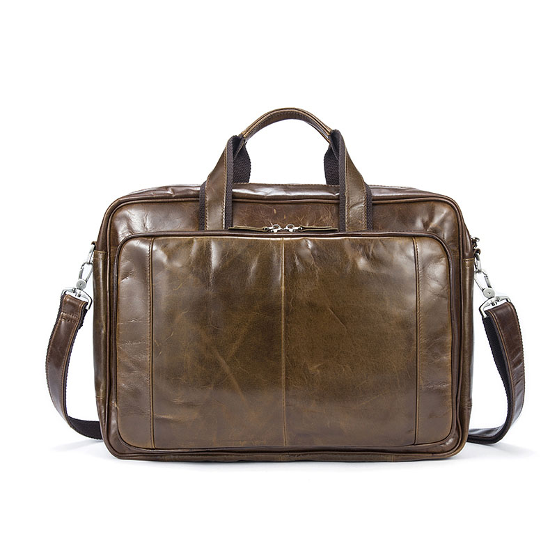 Messenger Bag Genuine Leather Men Handbag Bags Briefcase Men's Bags Shoulder Male Crossbody Laptop Bag Business Leather Handbags genuine leather men bags messenger bag leather man shoulder crossbody mens bag business laptop briefcase men handbag laptop bags