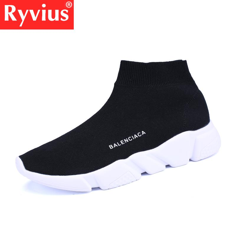 New popular couple shoes fashion breathable spring and summer sports shoes comfortable lightweight running shoes large