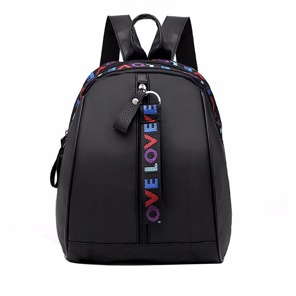 Fashion Oxford Cloth Wild Casual Student Bag Backpack School Bag Women Shoulder Bags Travel Backpack Male Multifunction