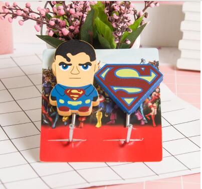 Pz cartone animato americano captain superman spiderman batman