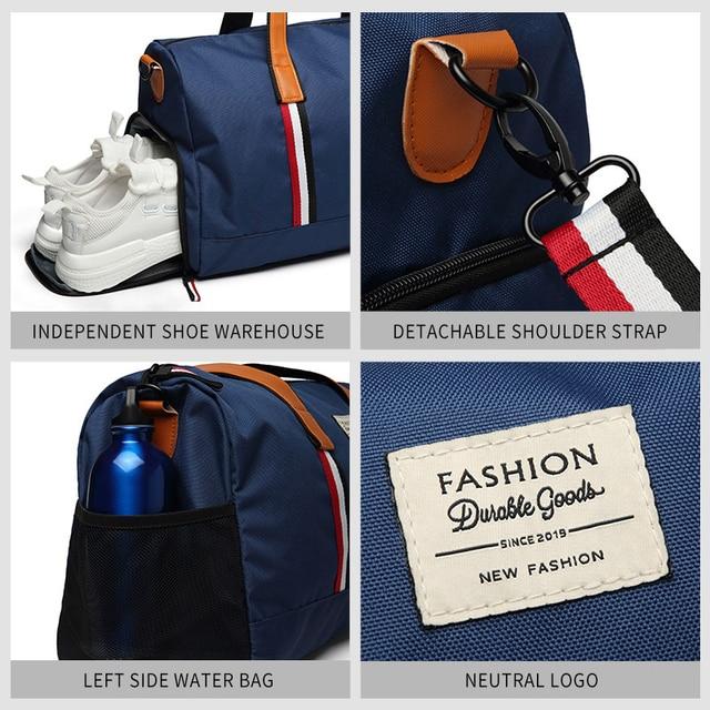 Gym Sports Bag  2