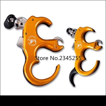 2018 Newest Archery bow release aid adjustable compound bow release aid hunting