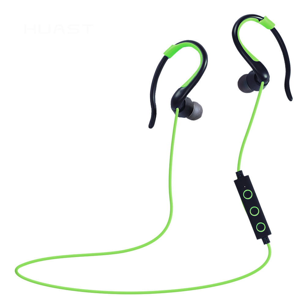 Factory Price Binmer Bluetooth Wireless In-Ear Stereo Fone de ouvido Waterproof Sports Headphones Drop Shipping Good Quality factory price binmer for iphone 3 5mm piston in ear stereo earbuds earphone headset drop shipping drop shipping