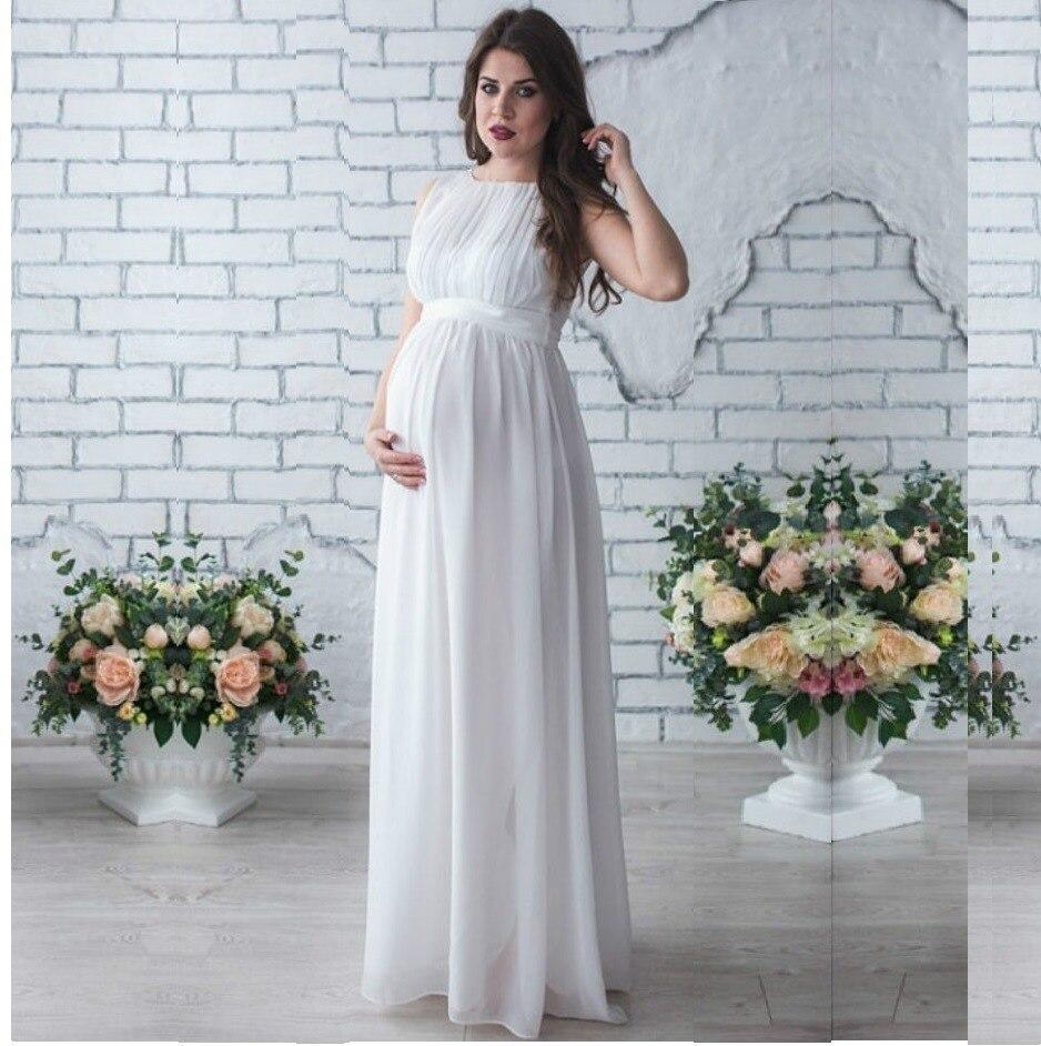 Maternity Dress Pregnancy Clothes Pregnant Women Lady Vestidos Lace ...