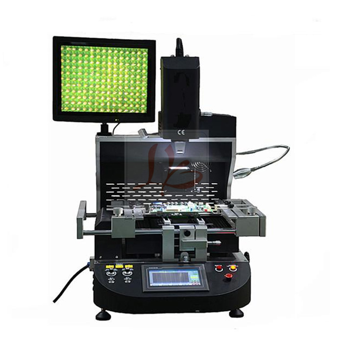 AUTOMATIC align BGA solder Station LY G750 for laptops Game consoles rework repair machi ...