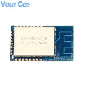 Image 2 - 5 pcs CC2530 Core לוח CC2530F256 2.4G 4dBm 2.5 mW אלחוטי משדר מודול רשת Zigbee לוח מודול גרסה משודרגת