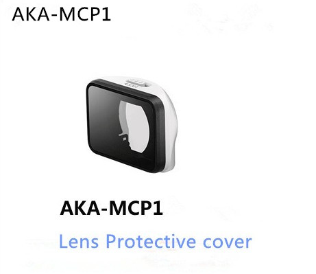 SONY Lens AKA-MCP1 HDR-AS300 FDR-X3000 Protective-Cover for Hdr-as300/Hdr-as300r/Fdr-x3000/Fdr-x3000r-protective-cover