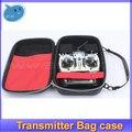 1 pcs Universal caso Saco para Radiolink Transmissor RC Controle Remoto JR 28X XG11MV 33 cm x 23 cm x 14 cm Por Atacado