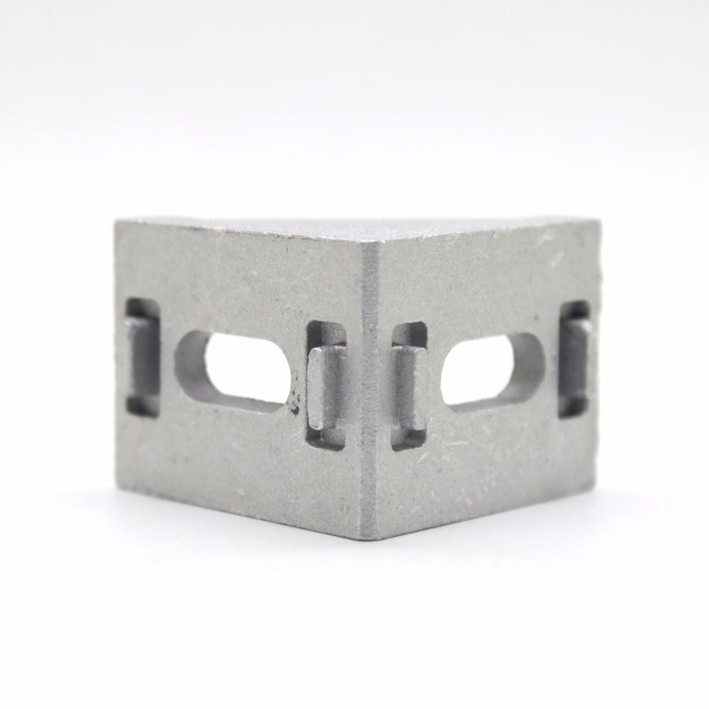 2028 bracket corner fitting angle aluminum