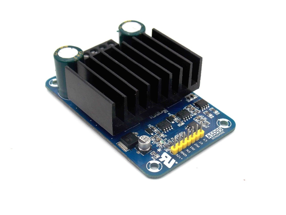 ASD05/ smart car 300W/24V motor driver module is a strong inversion
