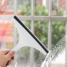 1pc Window Cleaning Brush Soft Glass Scraper Wiper Cleaner Household Tools Tile Washing Brushes