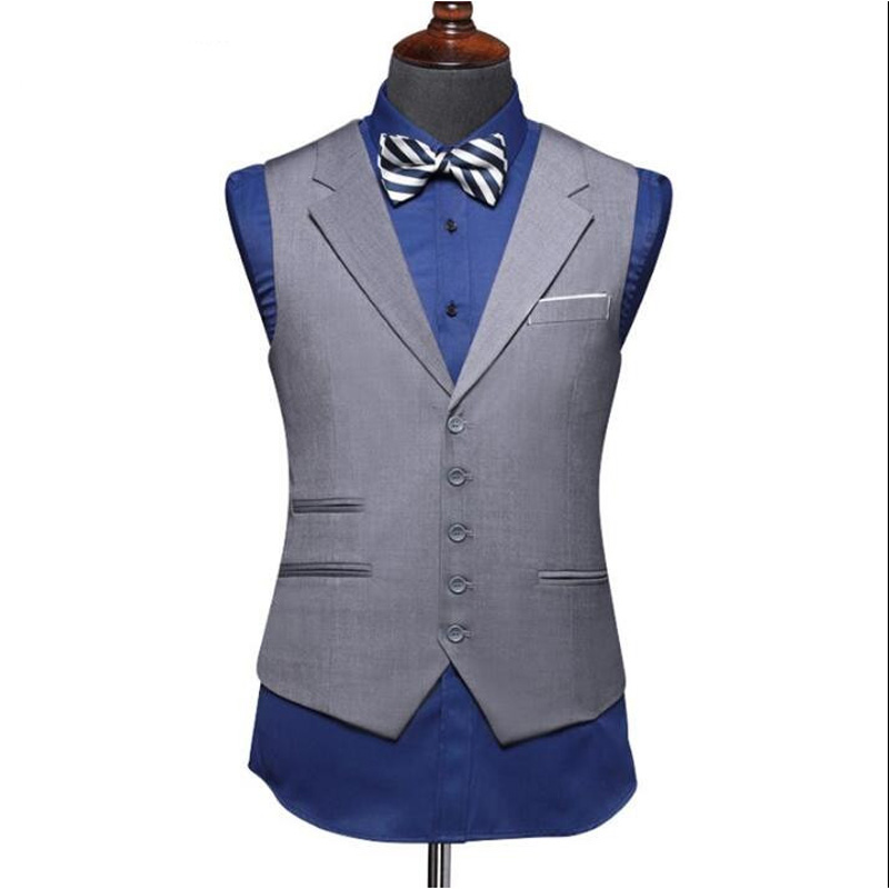From Hot Sale Design Formal Brand Black In Waistcoat new Vest Us28 Suit Top 25Off Vests Grey Men Dress 85 Clothing Jacket Sleeveless Red A4R3L5jq