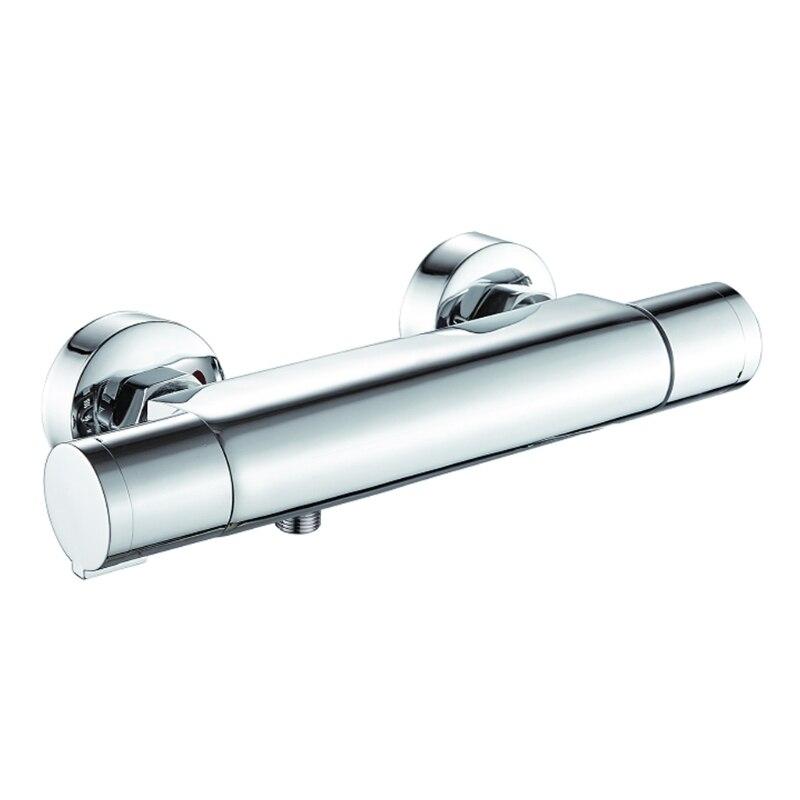 Contrôle thermostatique mitigeur mural salle de bain Smart douche robinet robinets mélangeur 'zt