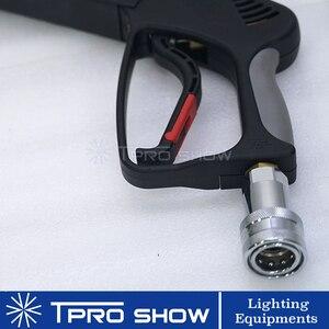 Image 5 - Mini pistolet à CO2 portatif, Machine à Cryo Co2 LED, Jet CO2 coloré pour scène de chanteur DJ avec tuyau de gaz haute pression