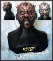 Modelo de papel de Star Wars 40 CM Sith Darth Maul busto Artesanal DIY Brinquedo