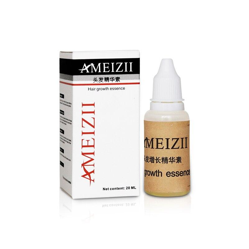 50 PCS AMEIZII Hair Growth Essence Hair Loss Serum 20 ml หนาแน่นผม Fast Sunburst Hair Growth การฟื้นฟู Pilatory ขิง care-ใน ผลิตภัณฑ์ป้องกันผมร่วง จาก ความงามและสุขภาพ บน   1