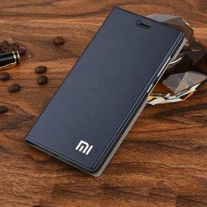 Image 2 - Hàng mới Về Cho Xiaomi Redmi 3 /3S/3X, sang trọng Mỏng Phong Cách Lật Bao da Cho Xiaomi Redmi 3s Redmi 3x Redmi 3 Bao da