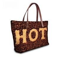 Noisydesigns 2018 fashion girls ladies famous brand designer shoulder bags women handbag hologram coffee bean large shopper bag