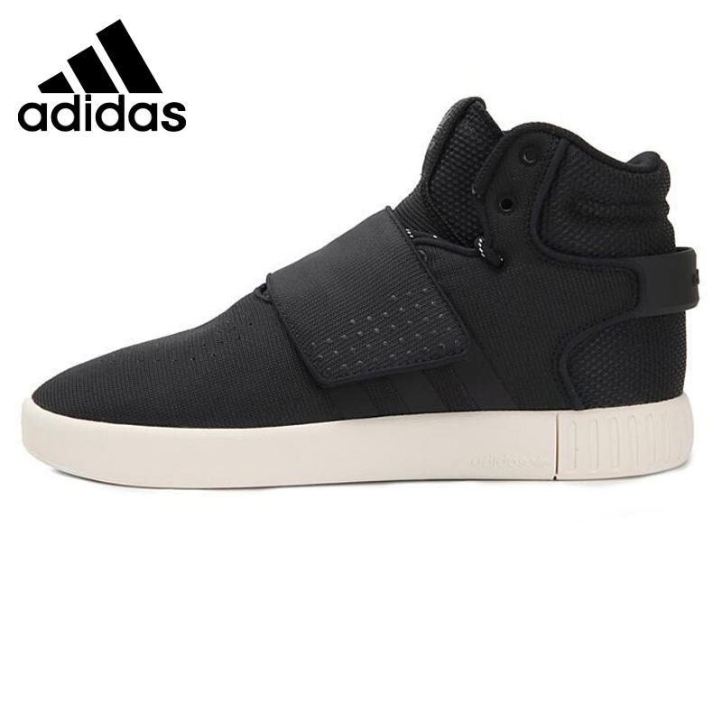 e4a096e9 Dziennik oryginalny Adidas oryginały TUBULAR INVADER pasek Skateboarding  buty męskie trampki wysokie góry Flat czarny CQ0952