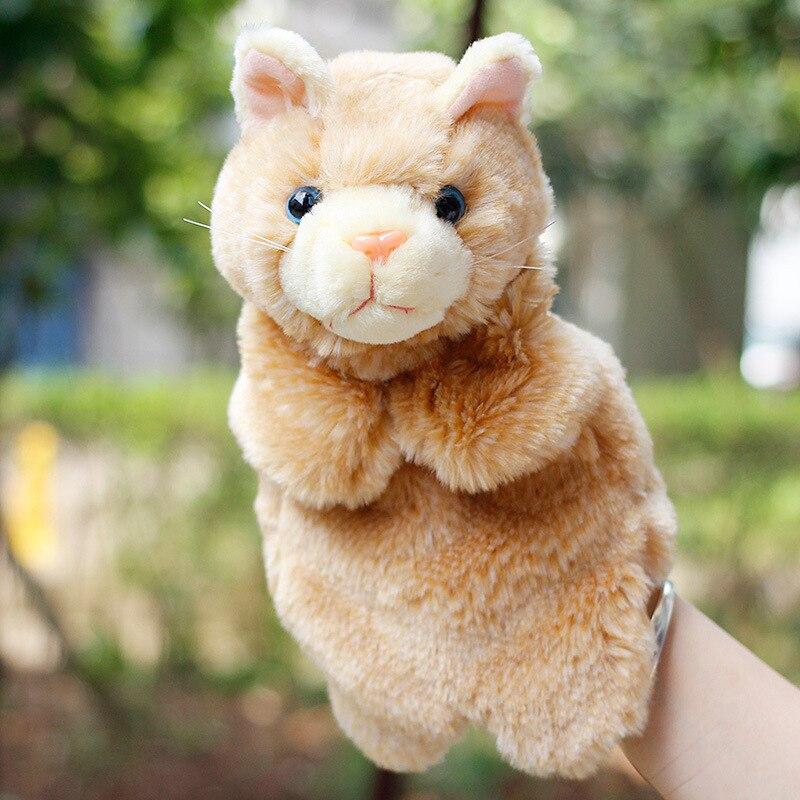4pcs set Infant Baby Kids Hand Wrist Bell Foot Sock Rattles Soft Animal T FBU