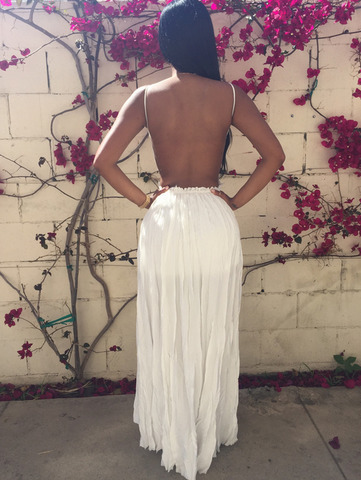 3ab343ebf18 Prom Dresses Formal Boho Bohemian 2017 Spaghetti Straps Backless Sexy  Burgundy Graduation Party Cheap Evening Dress-in Prom Dresses from Weddings    Events ...