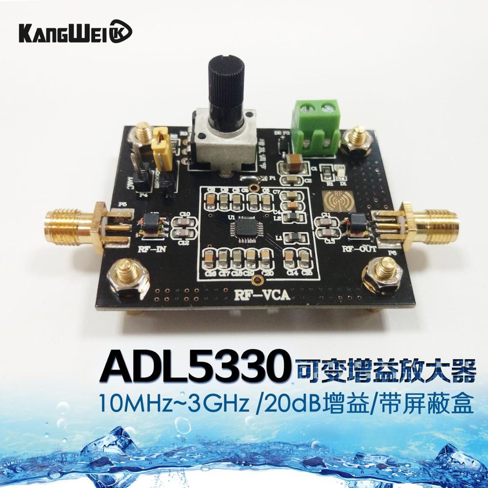 ADL5330 module d'amplificateur à gain variable de tension à large bande 20dB gain de puissance de sortie linéaire élevé