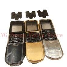 RTBESTOYZ Novo Cheio de Habitação Caso Capa com Teclado para Nokia 8800