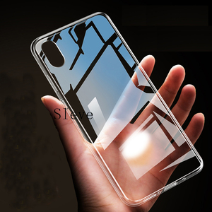Image 1 - For ZTE blade A7 2019 Case For ZTE  blade A7 2019 Ultra Thin Soft Clear TPU Cover For ZTE blade A7 2019 P963F02 A7000 Back Cover