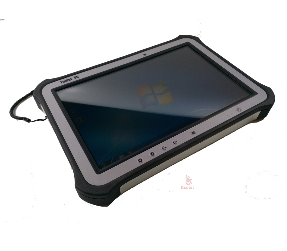 China-tablet industrial com windows 7 r8, linux,