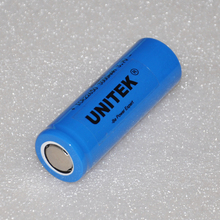 4-10pcs/lot 3.7v 22650 rechargeable lithium ion battery li-ion cell 3000MAH ICR22650 for LED flashlight torch and speaker