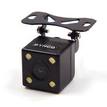 Waterproof camera CCD HD car reversing camera 4led 170 degree parking assist backup