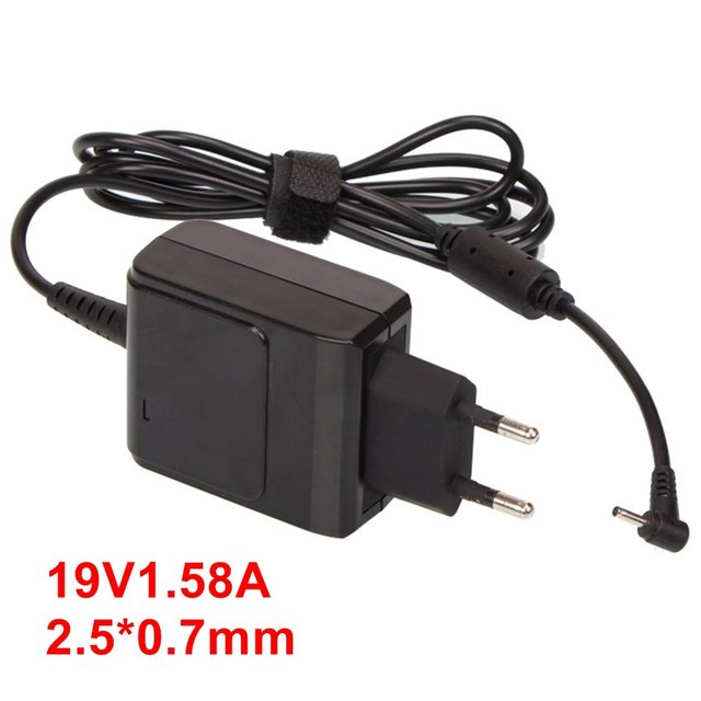 EU Plug Top quality 19V1.58A 30W 2.5*0.7mm AC Power Adapter For Asus EXA1004CH AD82030 010LF EXA1004EH AD6630 Laptop Charger