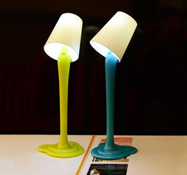 Novelty Table Lamp Multi Function Ballpoint Pen , Desk Lamp Shaped Ball Pen  For Kids