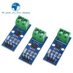 TZT Hot Sale ACS712 5A 20A 30A Range Hall Current Sensor Module ACS712 Module For Arduino 5A 20A 30A