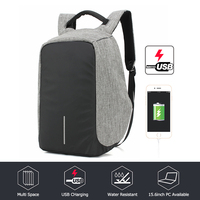 High Capacity USB Charging Interface Backpack Outdoor Sport Bag Travel For Women Men College Students Hiking